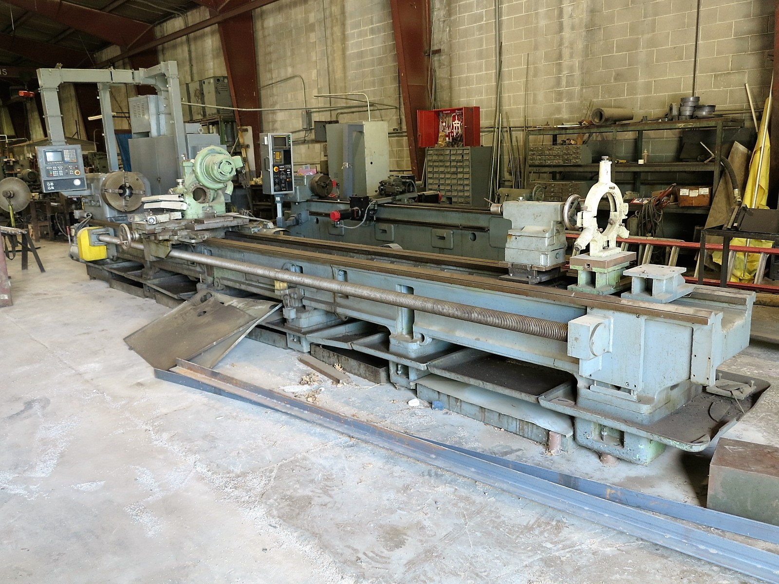 Large Gear Cutting & Machine Shop Facility – MRI Auctions