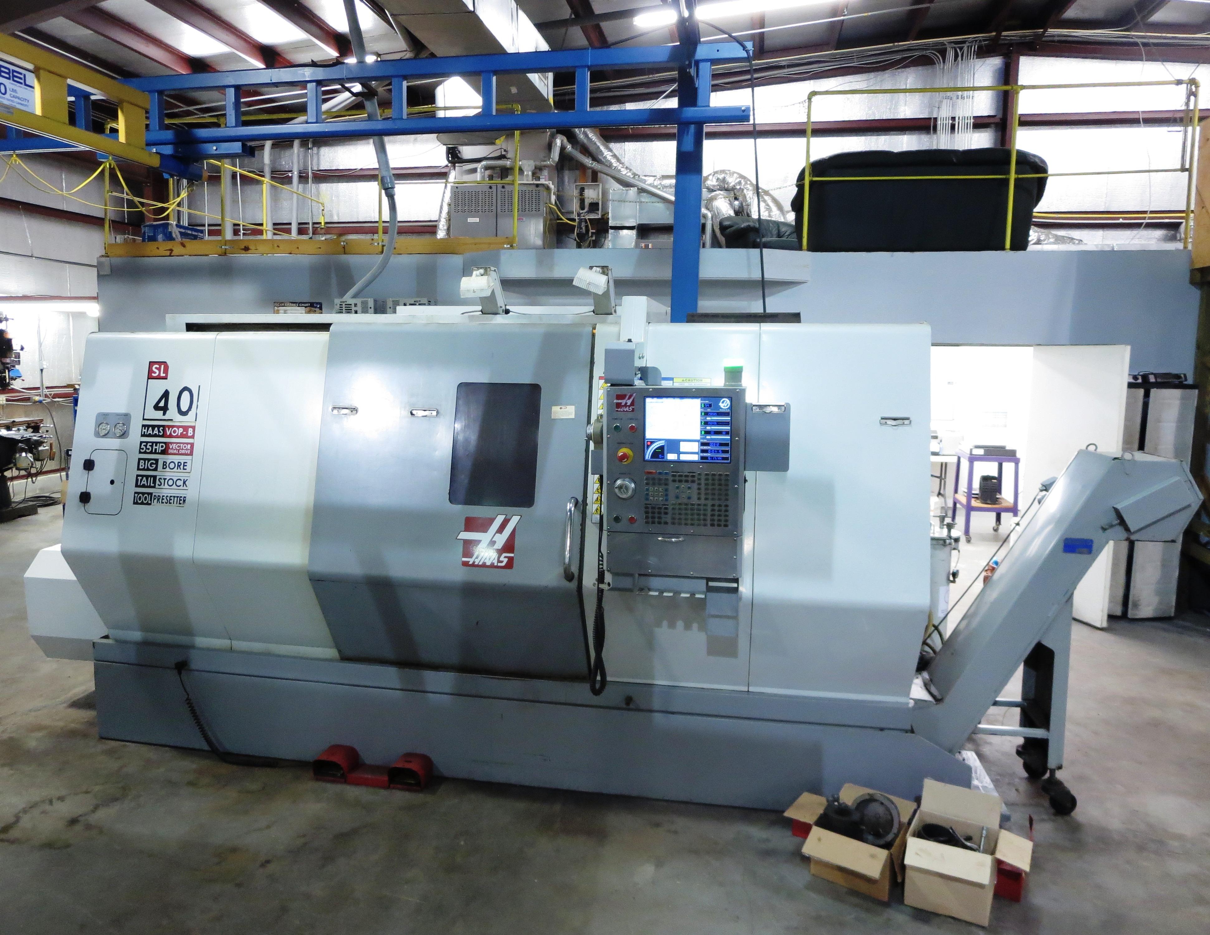 Large Capacity Precision CNC & Machine Shop – MRI Auctions